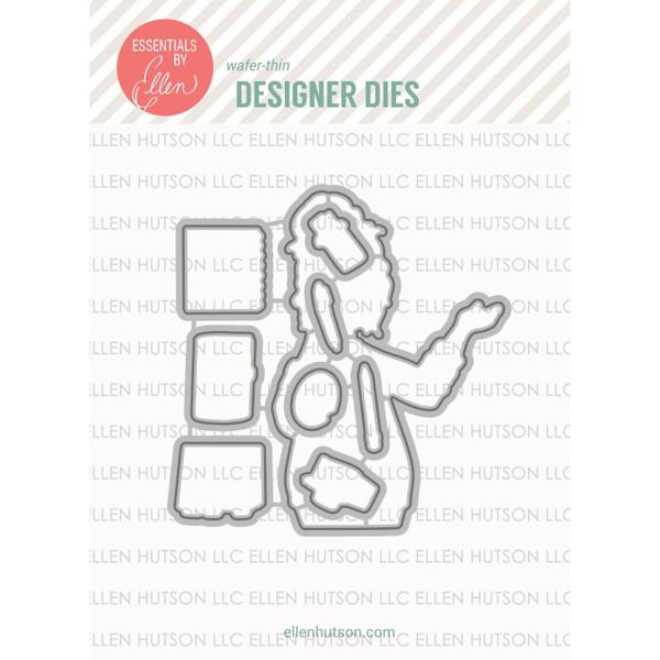 Essentials by Ellen Designer Dies, Leading Ladies - Hot Mess Lady By Brandi Kincaid -