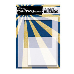 Brutus Monroe Stencils, Simple Blend - Square - 704907309029