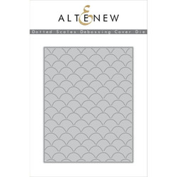 Altenew Dies, Dotted Scales Debossing Cover - 655646466612