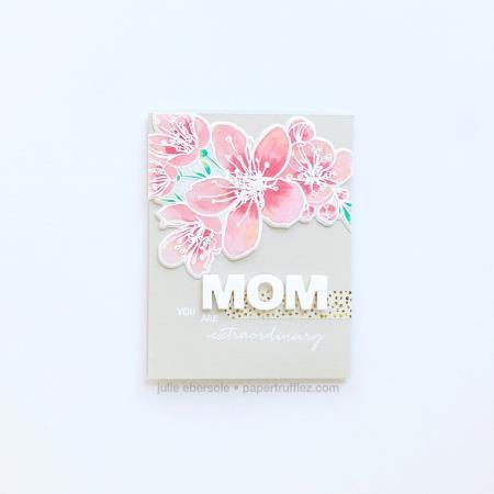 Essentials By Ellen Clear Stamps, Mondo Sakura by Julie Ebersole -