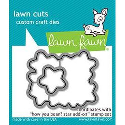 Lawn Cuts Dies, How You Bean? Star Add-On - 352926703108