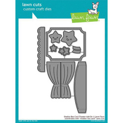 Lawn Cuts Dies, Shadow Box Card Theater Add-On - 352926704648