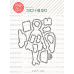 Essentials by Ellen Designer Dies, Leading Ladies - Beach Lady by Brandi Kincaid -