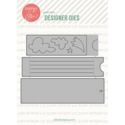 Rainbow Slider By Julie Ebersole, Essentials By Ellen Designer Dies -