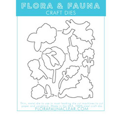 Flora & Fauna Dies, Unicorn Fields - 796258444924