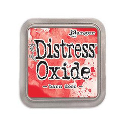 Ranger Distress Oxide Ink Pad, Barn Door -