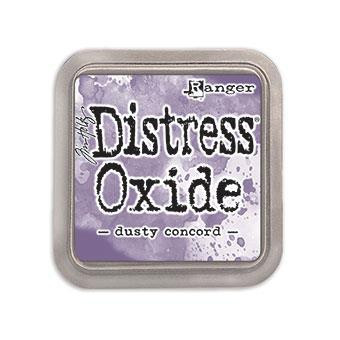 Ranger Distress Oxide Ink Pad, Dusty Concord -