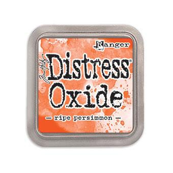 Ranger Distress Oxide Ink Pad, Ripe Persimmon -