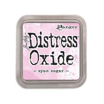 Ranger Distress Oxide Ink Pad, Spun Sugar -