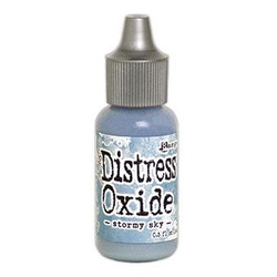 Ranger Distress Oxide Reinker, Stormy Sky -