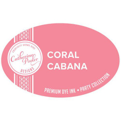 Catherine Pooler Ink Pad, Coral Cabana - 746604163511