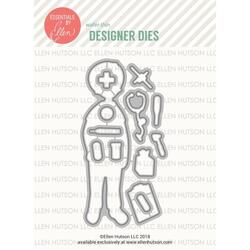 Essentials By Ellen Designer Dies, Leading Ladies - Medical Lady By Brandi Kincaid -