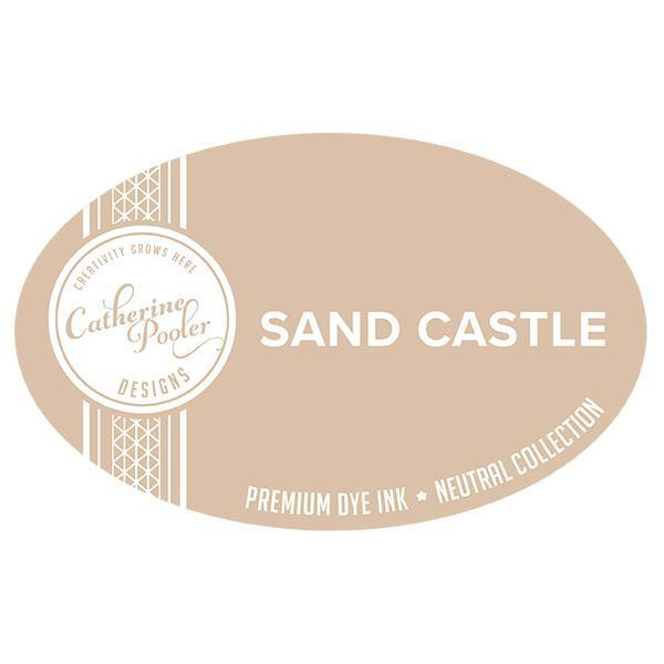 Sand Castle, Catherine Pooler Ink Pad -
