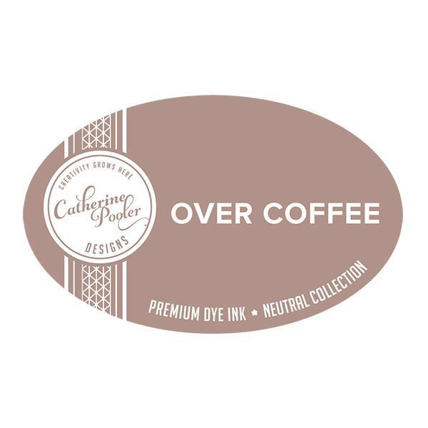 Over Coffee, Catherine Pooler Ink Pad -