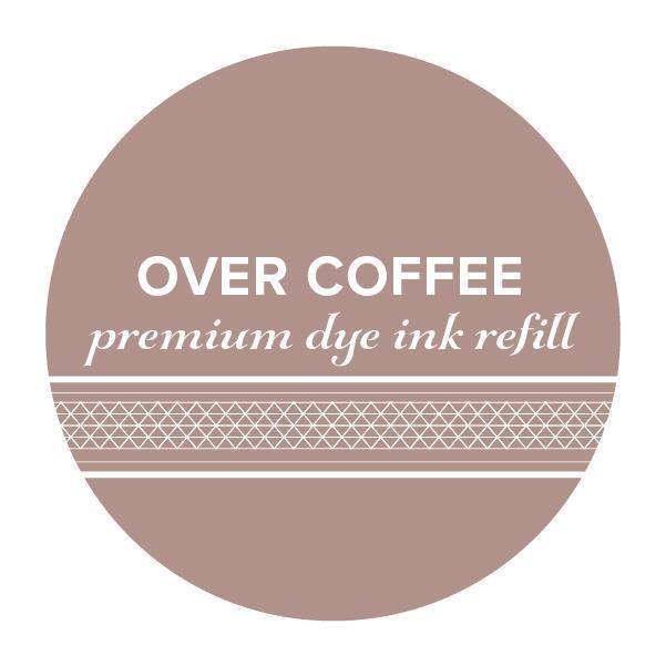 Over Coffee, Catherine Pooler Reinker -