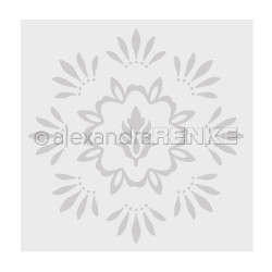 Circle Ornaments, Alexandra Renke Embossing Folder -