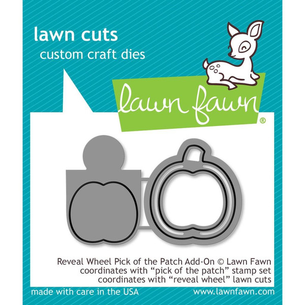 Reveal Wheel Pick Of The Patch Add-On, Lawn Cuts Dies - 352926708912
