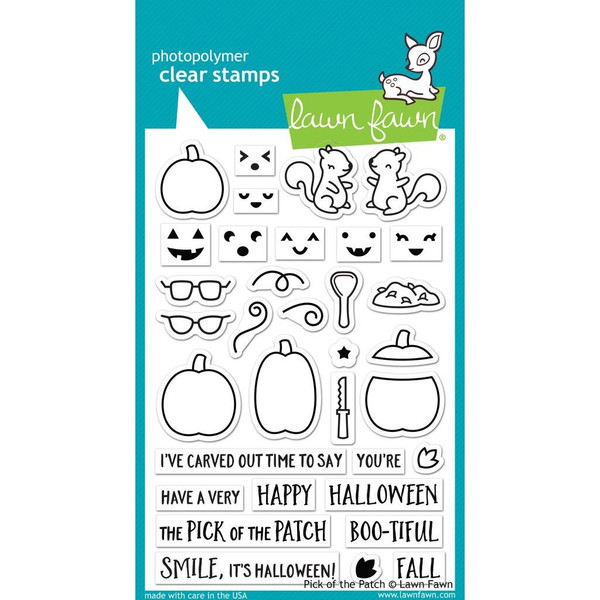 Pick Of The Patch, Lawn Fawn Clear Stamps - 352926708776