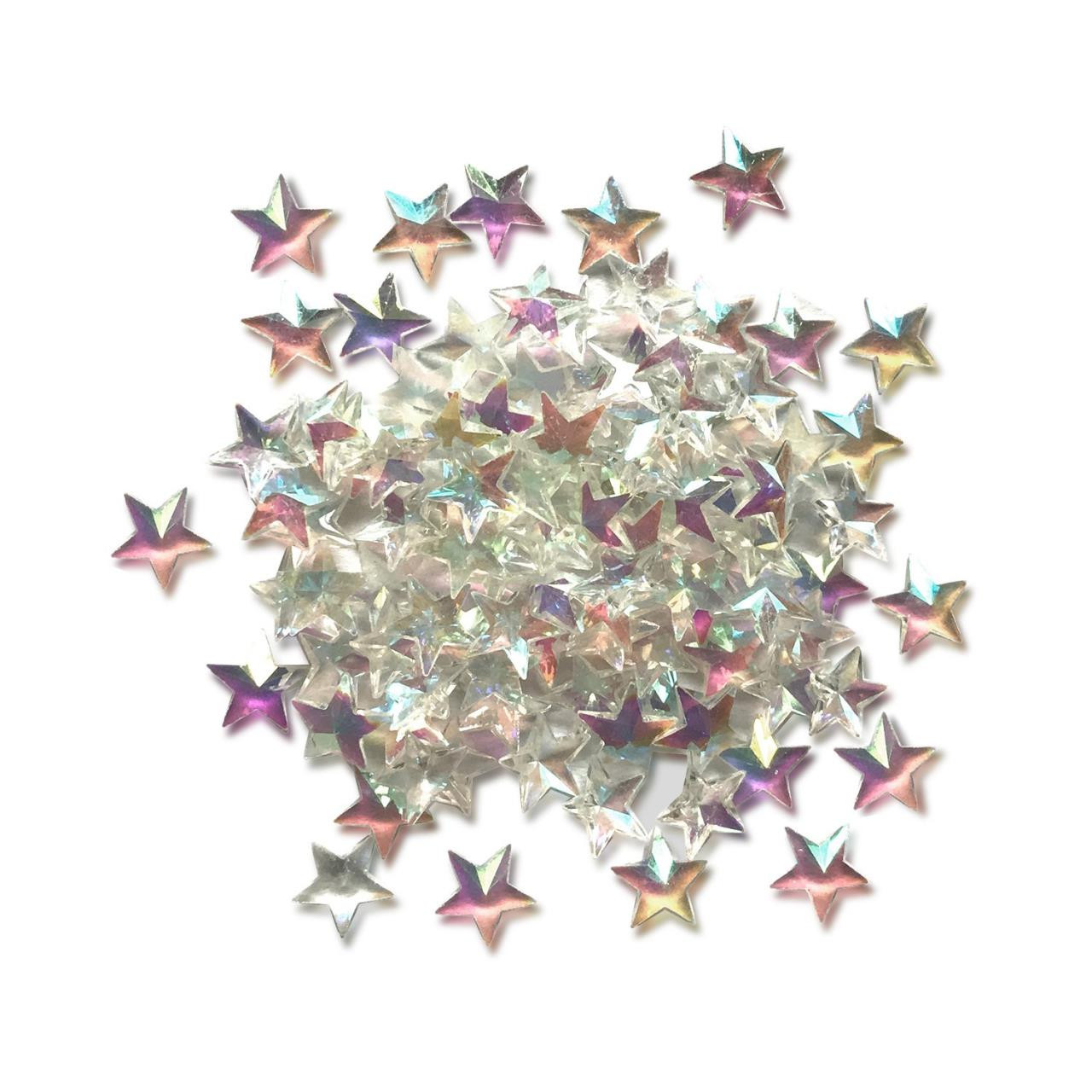 Crystal Stars, Buttons Galore Sparkletz - 840934055680