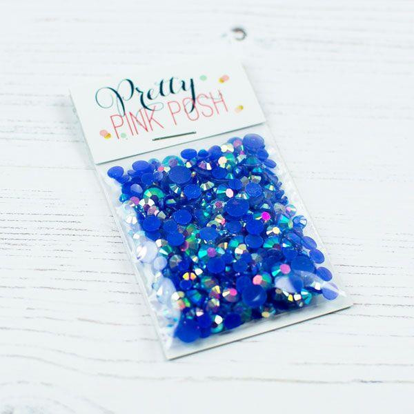 Blue Lagoon, Pretty Pink Posh Jewels -