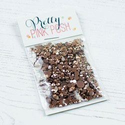 Espresso, Pretty Pink Posh Jewels -