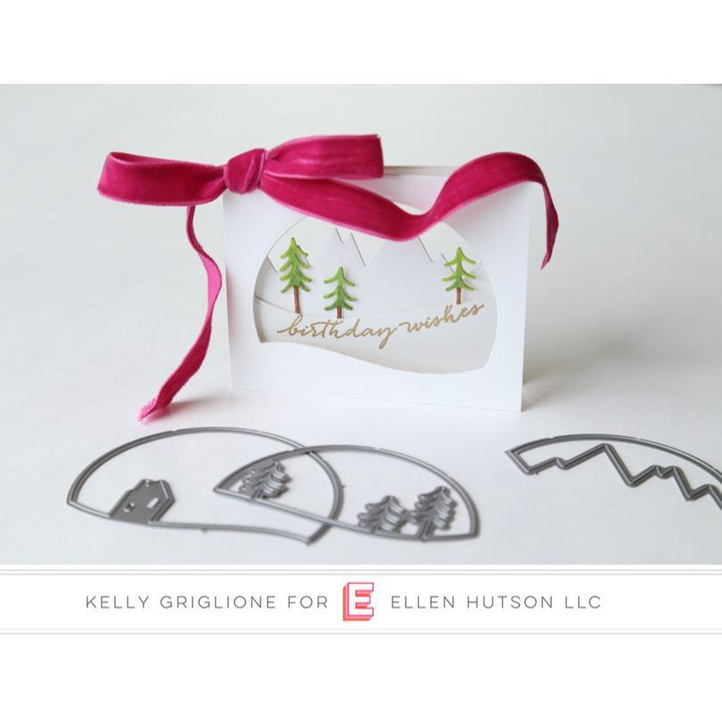 Alpine Window by Julie Ebersole, Essentials By Ellen Designer Dies -