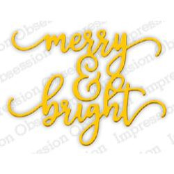 Impression Obsession Dies, Merry & Bright -