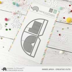 Inside Arch, Mama Elephant Creative Cuts -