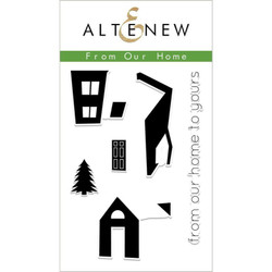 From Our Home, Altenew Clear Stamps - 655646173146