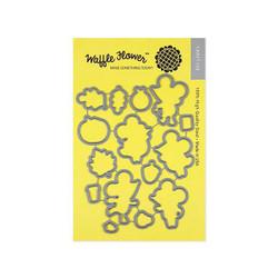 Hello Pumpkin, Waffle Flower Dies - 653341240439