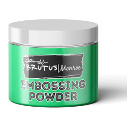 Glow In The Dark, Brutus Monroe Embossing Powder - 703558968814