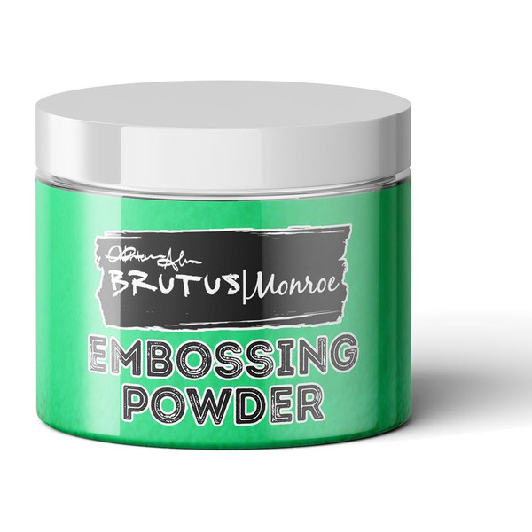 Glow In The Dark, Brutus Monroe Embossing Powder - 703558968814