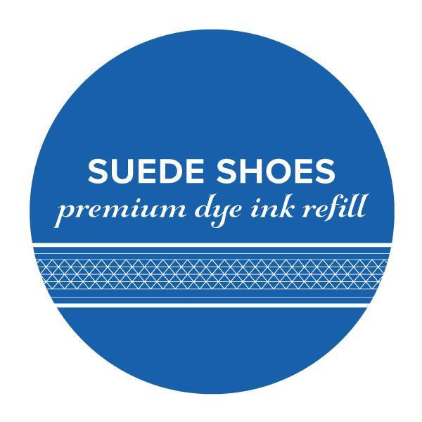 Suede Shoes, Catherine Pooler Reinker - 746604164532