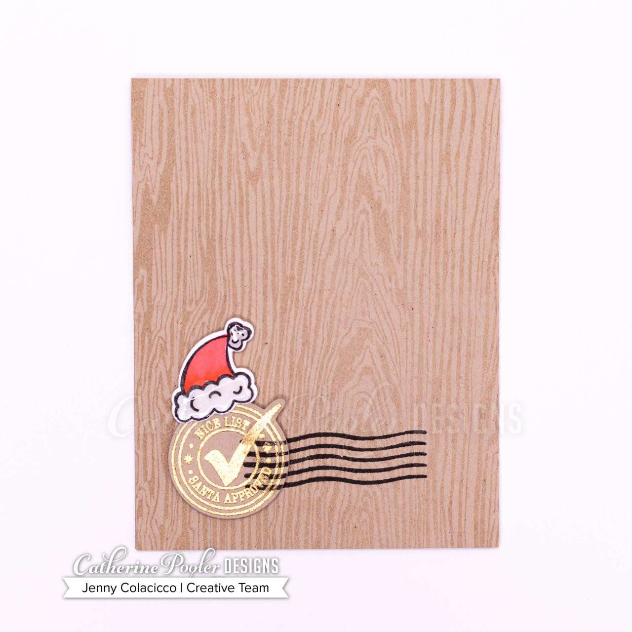 Santa Approved, Catherine Pooler Clear Stamps - 819447022663
