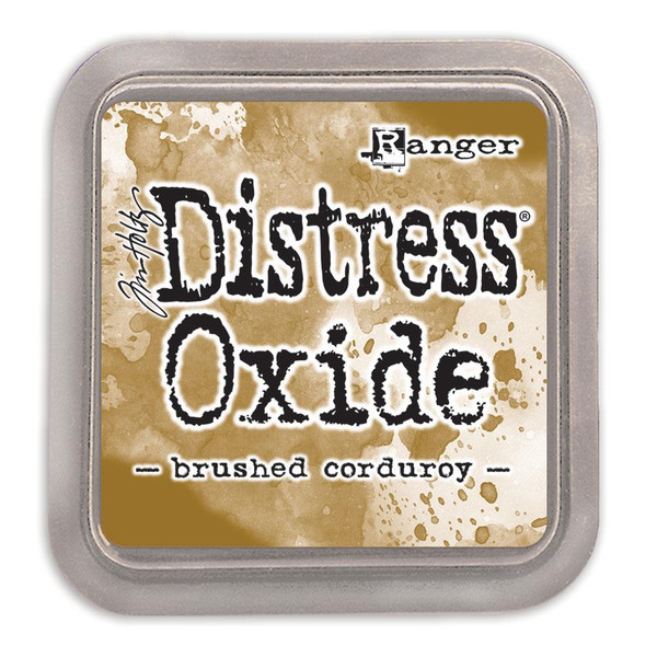 Ranger Distress Oxide Ink Pad, Brushed Corduroy - 789541055839