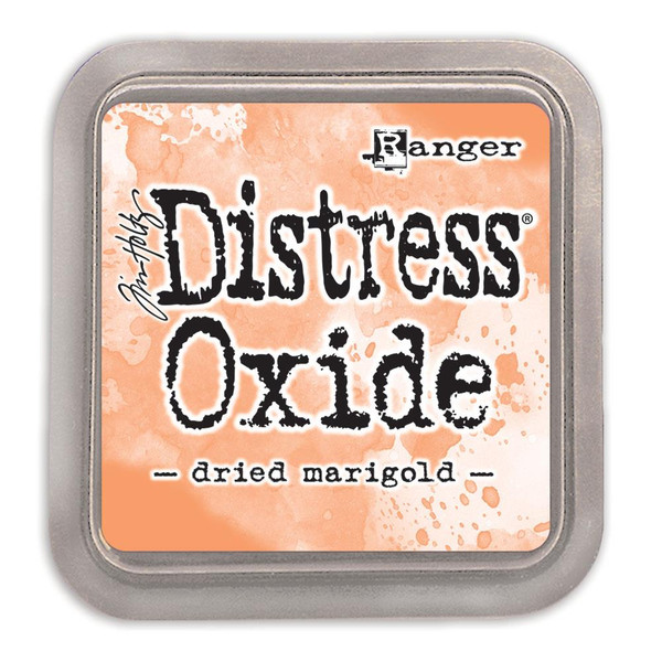 Ranger Distress Oxide Ink Pad, Dried Marigold - 789541055914
