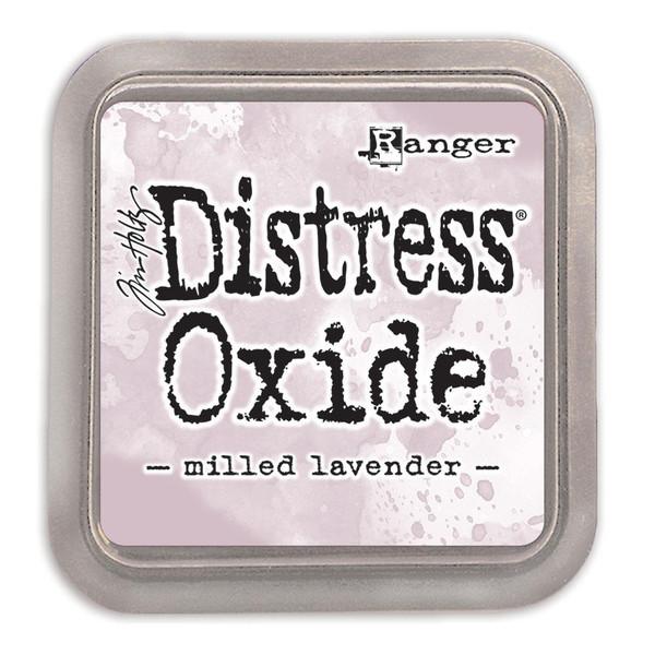 Milled Lavender, Ranger Distress Oxide Ink Pad -