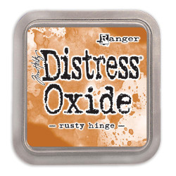 Ranger Distress Oxide Ink Pad, Rusty Hinge - 789541056164