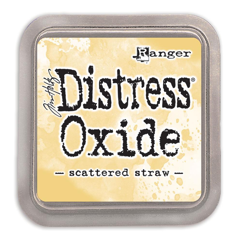 Ranger Distress Oxide Ink Pad, Scattered Straw - 789541056188