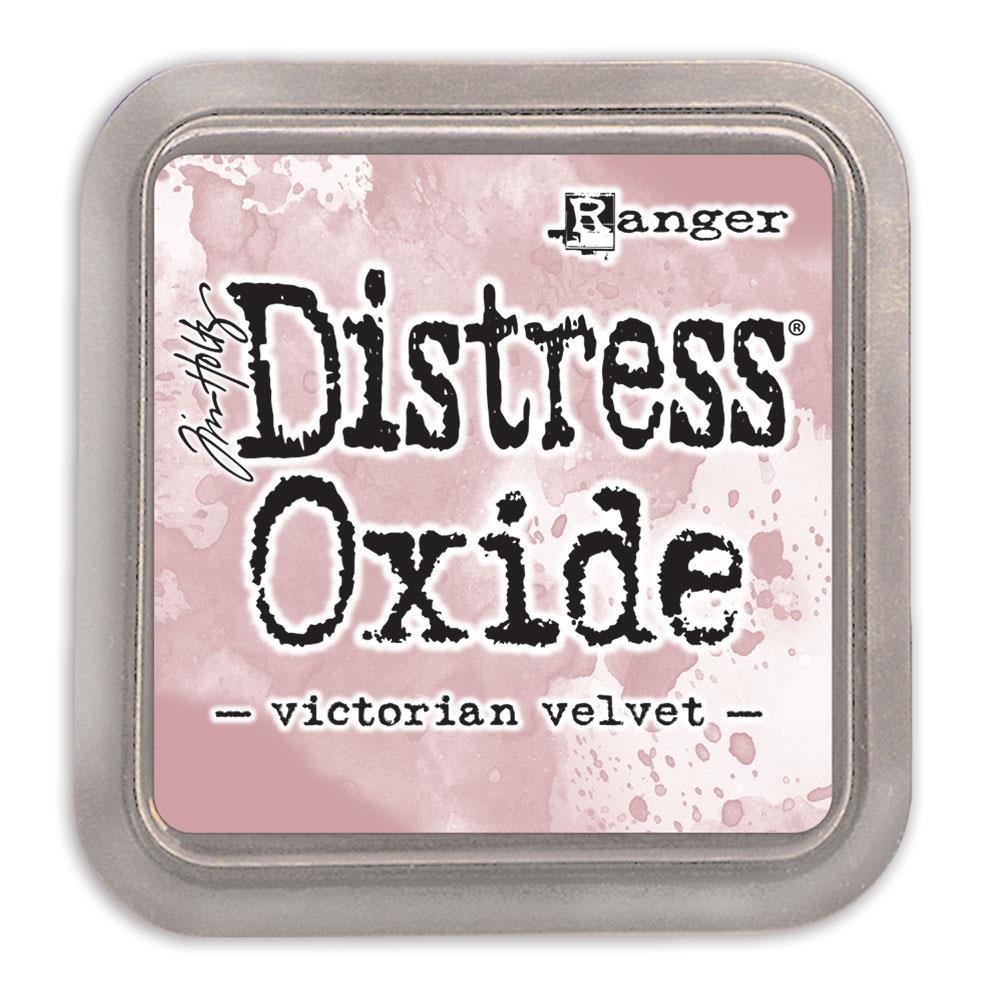Ranger Distress Oxide Ink Pad, Victorian Velvet - 789541056300