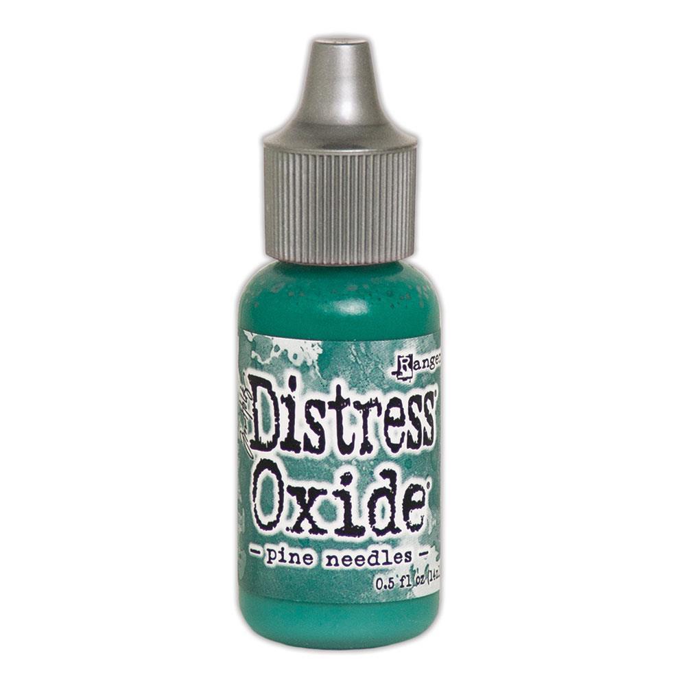 Ranger Distress Oxide Reinker, Pine Needles - 789541057239