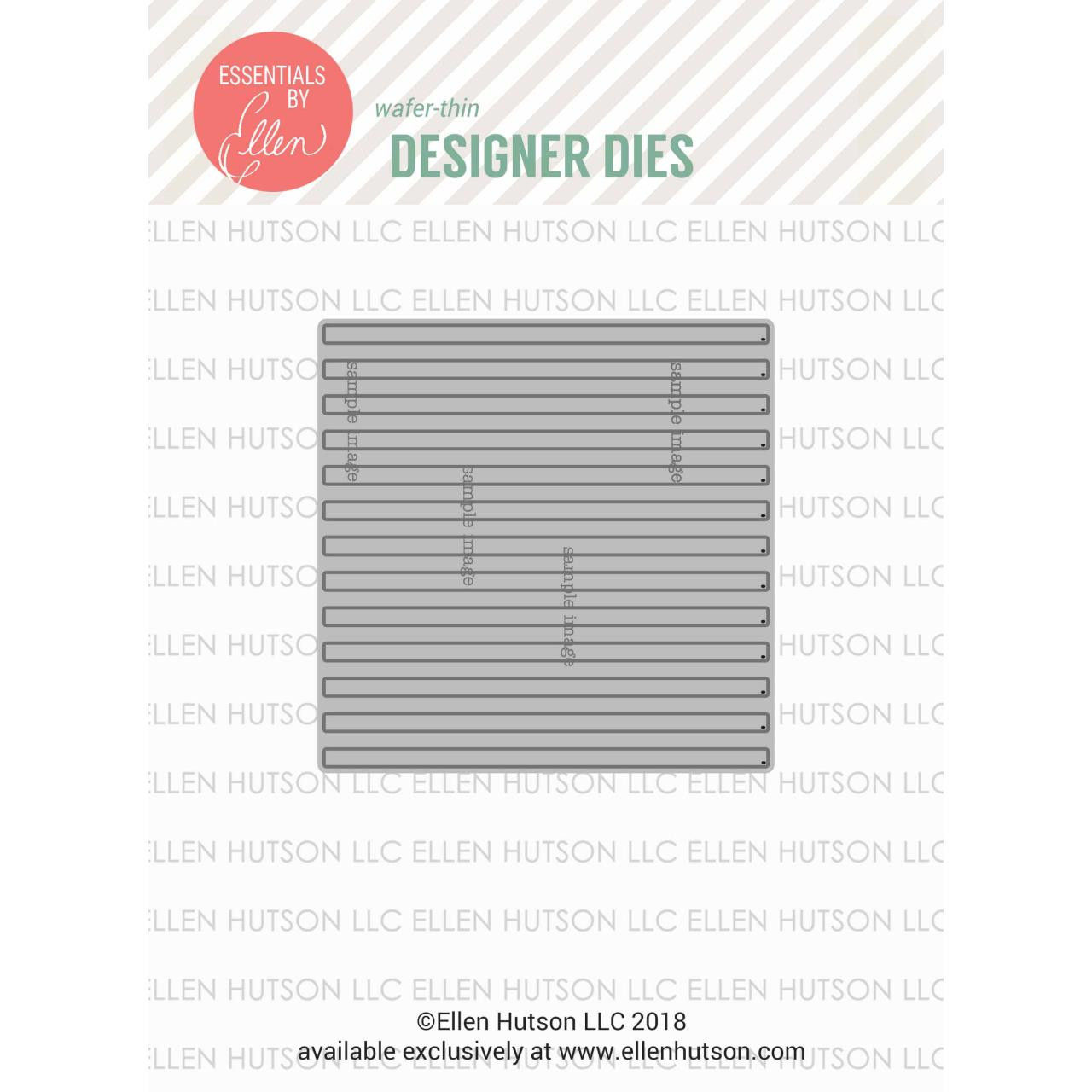 Skinny Stripes by Julie Ebersole, Essentials By Ellen Designer Dies -