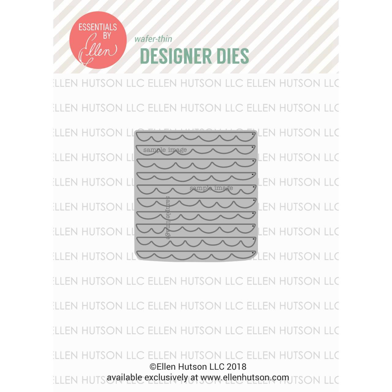 Scallops by Julie Ebersole, Essentials By Ellen Designer Dies -