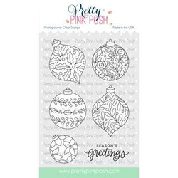 Decorative Ornaments, Pretty Pink Posh Clear Stamps -