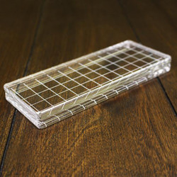 "Clear Acrylic Block 2.5"" X 6.125"" Rectangle, Catherine Pooler - 819447021420"