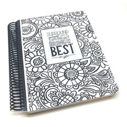 Doodle Garden, Catherine Pooler Canvo Journal - 819447023097
