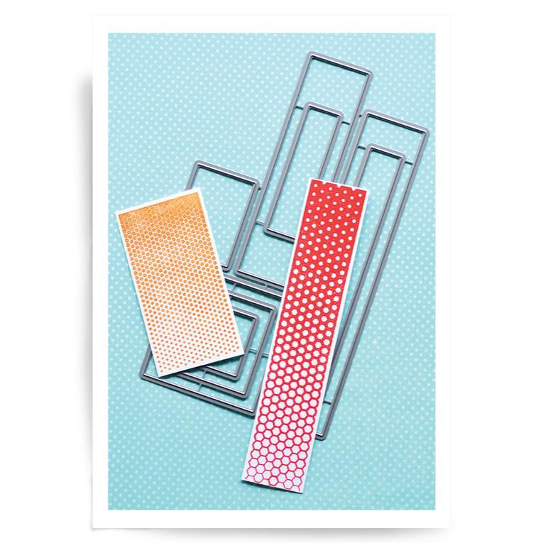 Hex Fade, Birch Press Design Dies (Retiring) - 873980581384