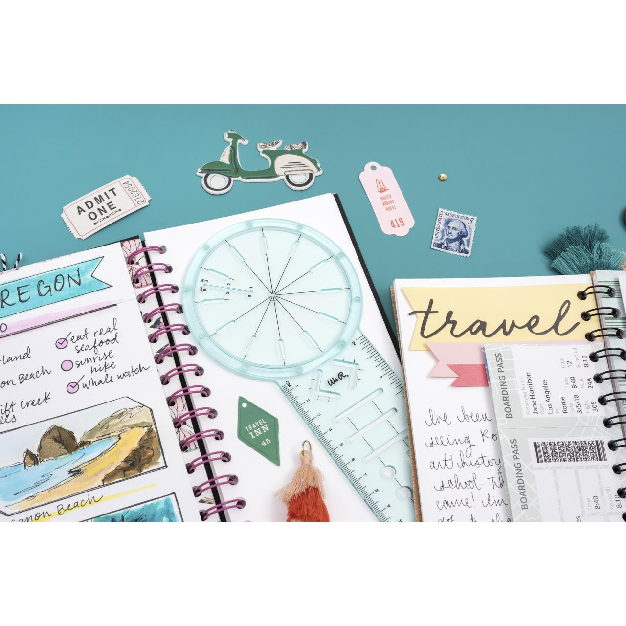 All In One Journal Tool, We R Memory Keepers - 633356620426