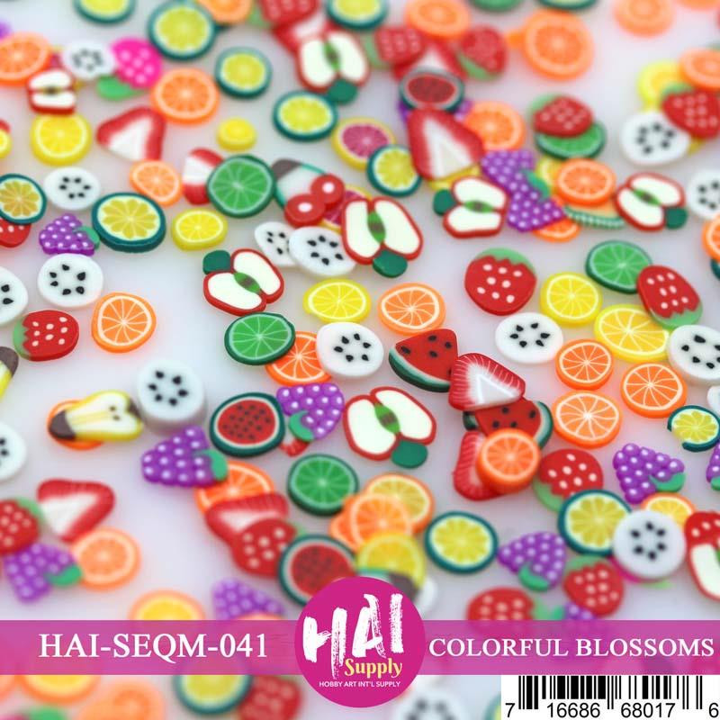 Colorful Fruits, HAI Confetti - 716686680176