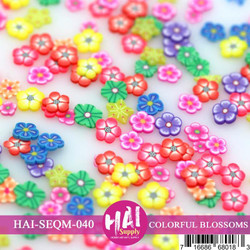 Colorful Blossoms, HAI Confetti - 716686680183